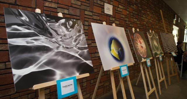 4 januari 2016: opening foto-expositie Seger & Fleur