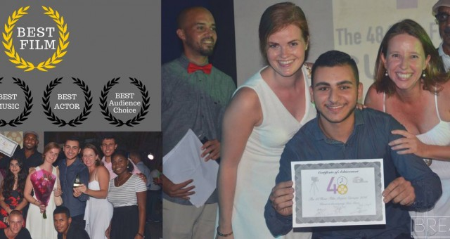 Short movie 'Breathless' wins 48 Hour Film Project Curaçao and goes to Seattle